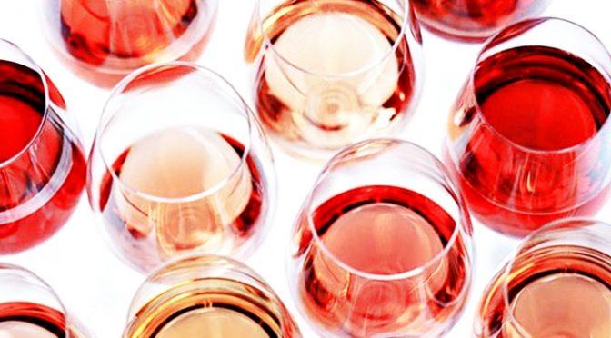 El resurgir de los vinos rosados